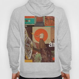 Archival World Hoody
