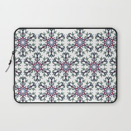Medallion Traditional 1 repeating Laptop Sleeve