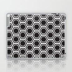 hexagon pattern Laptop & iPad Skin