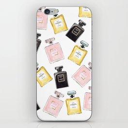 Classic Parfum Pattern iPhone Skin