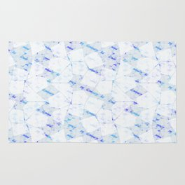 Ghost Town (Ice Jam) Rug