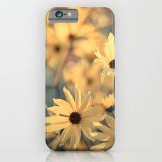 Autumn Botanical Muted Sunflowers Slim Case iPhone 6s