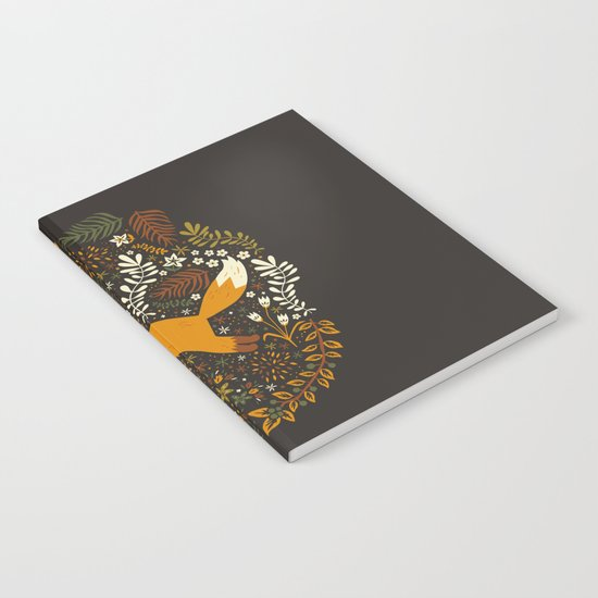 Fox Tales Notebook