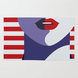 American Stewardess Rug