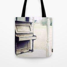 piano II Tote Bag