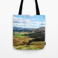 scafell pike Tote Bag