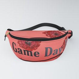 Game Day Mode Fanny Pack