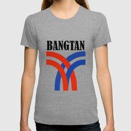 BTS bangtan skytrain T-shirt