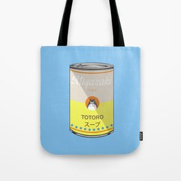 My Neighbor Toto ro - Miyazaki - Special Soup Series  Tote Bag