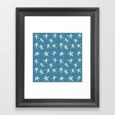 Dancing with the Zodiac Stars Framed Art Print