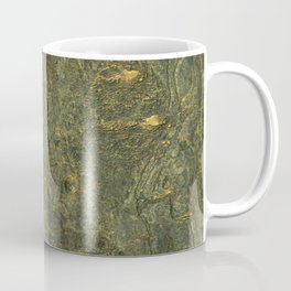 golden scales of the dragon ares | space #14 Coffee Mug