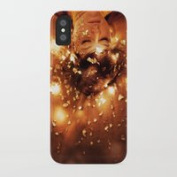 sleep iPhone & iPod Cases featuring Sleep by Mareva Nardelli