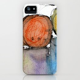 Megalithic Grave II iPhone Case
