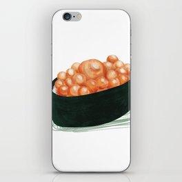 Ikura Sushi iPhone Skin