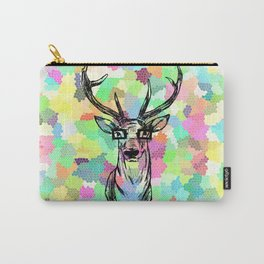 Deer are people too Carry-All Pouch