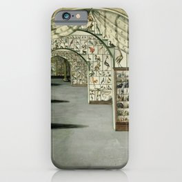 Museum of Curiosities iPhone Case