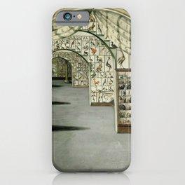 Museum of Curiosities iPhone Case