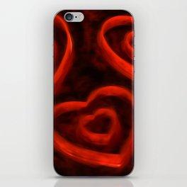 Burning LoveII iPhone Skin