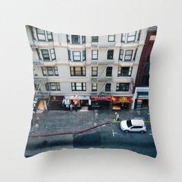 Stockton Street Throw Pillow