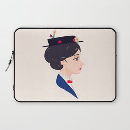 A Spoonful of Sugar Laptop Sleeve