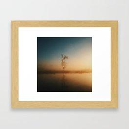 Refuge From Myself Framed Art Print