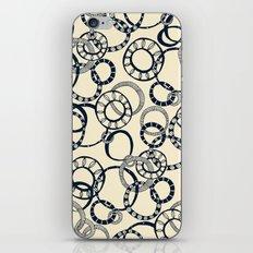 Honolulu hoopla cream iPhone & iPod Skin