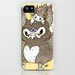 Squawker iPhone Case