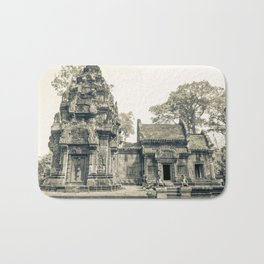 Banteay Srei Temple Bath Mat