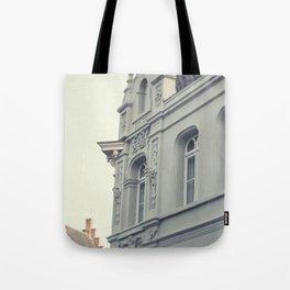 Gable Corner Tote Bag