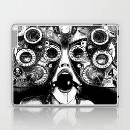 asc 712 - Le masque de la Méduse (Object woman) Laptop & iPad Skin