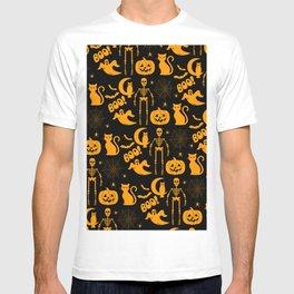 C13D Halloween Pattern T-shirt