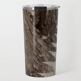 Single Copper Fern Travel Mug