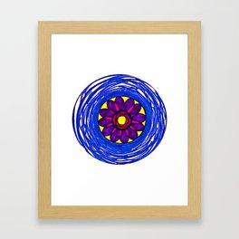 Geometric 03 Framed Art Print