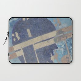 Music Head Laptop Sleeve