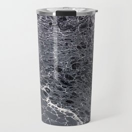 092918 b&w Travel Mug
