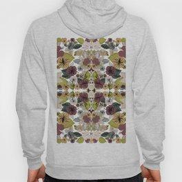 Mirrored Hibiscus Hoody