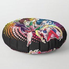Sailor Moon - Chibi Candy (black edition) Floor Pillow