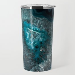 Earth treasures - Blue Agate Travel Mug