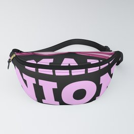 Onion Gift Red Pickled Onions Fanny Pack