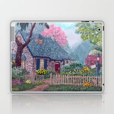 Essex House Cottage by Ave Hurley Laptop & iPad Skin