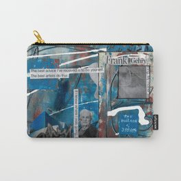 Frank Gehry Carry-All Pouch