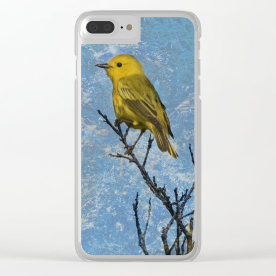 Watchful eye Clear iPhone Case