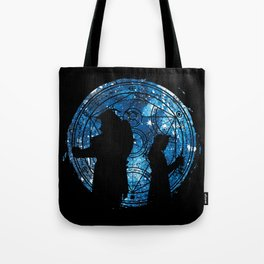 Alchemist of Silhouette Tote Bag