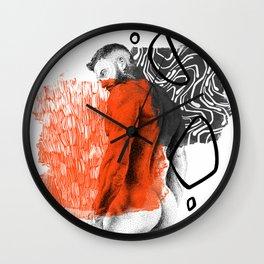 Kevin NewDDOOD - NOODDOOD Remix Wall Clock