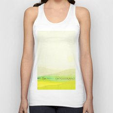 Minimal Meadow Redux Unisex Tank Top