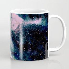 Dreamy Cloud Galaxy, Pink Coffee Mug