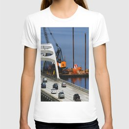 Bridge Cable Work 2 T-shirt