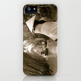 Tributary of the Mekong Delta, 60th iPhone Case