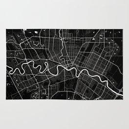 Winnipeg - Minimalist City Map Rug