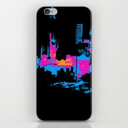 Las Vegas Cityscape iPhone Skin